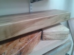 3 Samples of Spalted Beech Timber